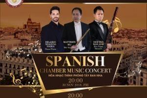Hòa nhạc thính phòng của nghệ sĩ piano Hilario Segovia