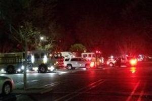12 người thiệt mạng trong vụ xả súng tại California