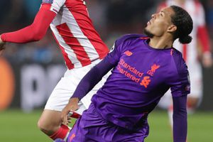 Liverpool sa chân ở 'bảng tử thần'