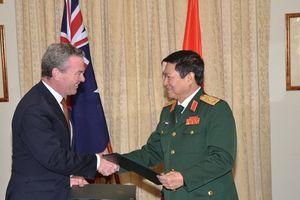 Việt - Úc bàn tăng cường hợp tác an ninh hàng hải