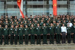 Phong trào thi đua Quyết thắng thúc đẩy phong trào dạy-học ở Trường sĩ quan Đặc công