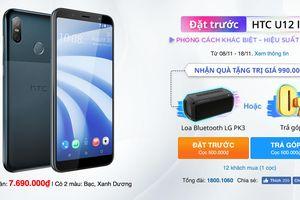 HTC U12 life chính thức mở bán tại Việt Nam