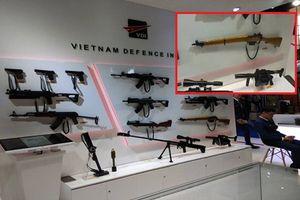 Đi tìm khẩu súng trường lạ Việt Nam mang đến Indodefense 2018