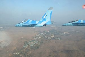 Myanmar sẽ mua 18 máy bay Yak-130, Việt Nam chưa có chiếc nào!