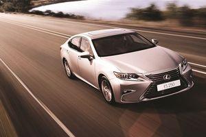 Bảng giá xe ô tô Lexus mới nhất tháng 11/2018: LX570 niêm yết ở mức là 7,810 tỷ đồng