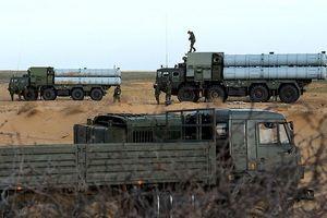 Syria chính thức có thể tự vận hành dàn 'rồng lửa' S-300