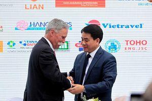Hà Nội đăng cai giải đua F1 trong 10 năm