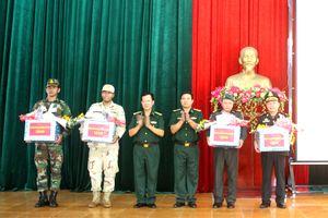 Gặp mặt nhân kỷ niệm 65 năm Quốc khánh Vương quốc Campuchia
