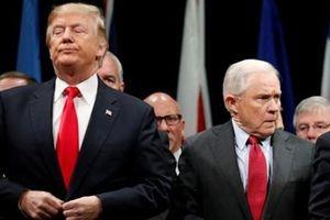Tổng thống Trump sa thải Bộ trưởng Tư pháp ngay sau cuộc bầu cử