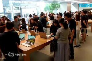 Doanh số iPhone XR sụt giảm, Apple mất ngôi 'công ty nghìn tỉ đô'