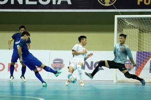 Thua ngược Thái Lan, tuyển futsal Việt Nam vẫn vào bán kết AFF với ngôi nhì bảng