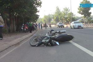 Nam thanh niên bị xe tải cán chết trên đường đi làm