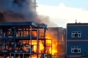 Nổ nhà máy phân bón tại Trung Quốc, 6 người chết