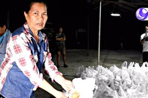 Thái Lan: vứt 10.000 suất cơm hộp vì bị lừa gạt