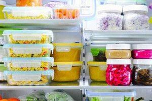 Nguyên tắc để nhiệt độ tủ lạnh để thực phẩm tươi ngon