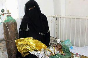 14 triệu người Yemen trên bờ vực của nạn đói