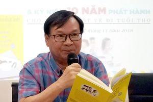 Nguyễn Nhật Ánh xuất bản thơ 'Trá hình'