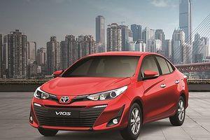 Cuối năm, mua Toyota Vios được tặng 2 năm bảo hiểm thân vỏ