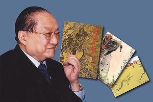 'Sốc' với doanh số bán ra của tiểu thuyết Kim Dung sau khi ông qua đời