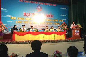 Tưng bừng Đại hội Hội Sinh viên Lạng Sơn lần thứ II