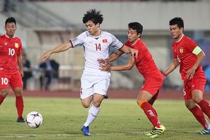 Mục kích Công Phượng 'xé lưới' tuyển Lào, ghi bàn đầu tiên ở AFF Cup