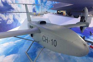 Máy bay không người lái dạng cánh bay CH-7 của Trung Quốc