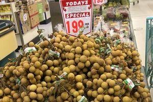 Xuất khẩu rau, quả tăng mạnh