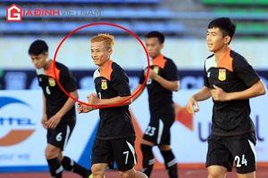 Chân dung 'át chủ bài' của tuyển Lào khiến thầy trò HLV Park Hang Seo phải dè chừng