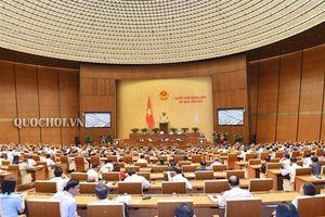 Quốc hội thông qua Kế hoạch phát triển kinh tế - xã hội năm 2019