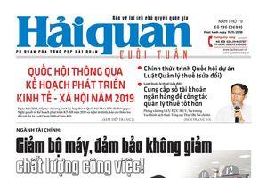 Những tin, bài hấp dẫn trên Báo Hải quan số 135 phát hành ngày 11/11/2018