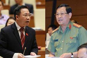 Tranh luận của đại biểu Nhưỡng và ngành công an: Câu chuyện 'số 6 hay số 9'