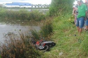 Cà Mau: Người bị mất tích, xe máy thì nằm dưới vuông tôm