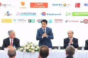 Hợp đồng tổ chức giải đua F1 tại Hà Nội được ký 10 năm