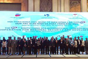 Tìm giải pháp hợp tác an ninh và phát triển khu vực Biển Đông