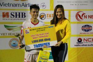 Lộ lý do Phan Thanh Hậu ít khi được đá chính tại V-League