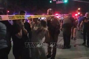 Công bố danh tính nghi phạm vụ xả súng tại California