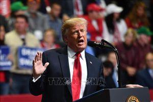 Tổng thống Mỹ không tham dự diễn đàn hòa bình tại Pháp