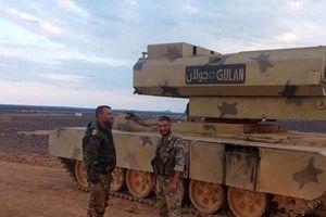 Sư đoàn 4 Syria cùng lực lượng Nga mang tên lửa mới đến miền Nam diệt IS