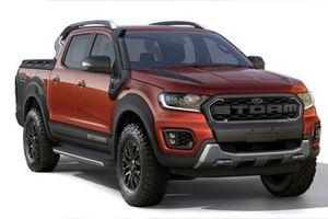 Ford giới thiệu mẫu xe bán tải mới
