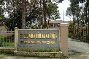 Quan hệ bất chính với nhân viên, Bí thư Đảng ủy xã bị đề nghị cách chức