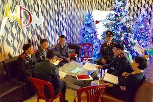 Xử phạt vi phạm hành chính 3 cá nhân và 8 tổ chức