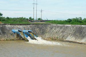 Mùa mưa nhưng thiếu nước sinh hoạt trầm trọng