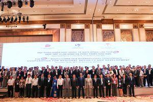 Hơn 300 đại biểu, nhà khoa học quốc tế đến Đà Nẵng để 'Bàn về Biển Đông'