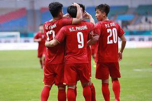 Tuyển Việt Nam quyết giành 3 điểm trước đối thủ Lào