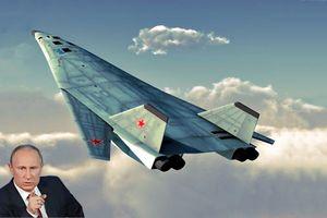 Nga bắt đầu phát triển máy bay ném bom chiến lược mới