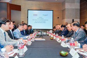 Thêm cơ hội doanh nghiệp Việt - Trung