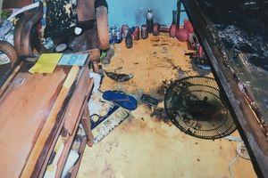 Chồng tẩm xăng rồi phóng hỏa đốt vợ, sau phiên tòa ly hôn