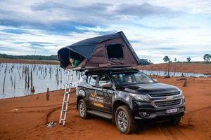 Những lưu ý khi đi cắm trại bằng xe hơi
