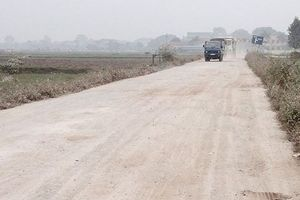 Hà Nội: Hơn 340 tỷ đồng cải tạo tỉnh lộ 419 ở huyện Chương Mỹ