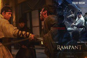 'Rampant': Phim kinh dị thây ma cổ trang của Hyun Bin và Jang Dong Gun đã đủ thuyết phục khán giả?